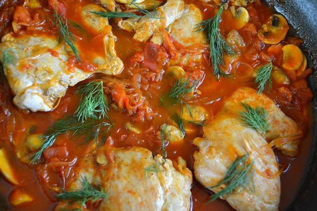 Chicken Paprikash | Healthy Eat | Pinterest