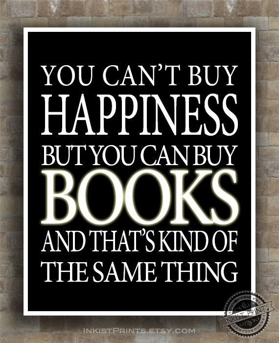 books poster inspirational quotes print author