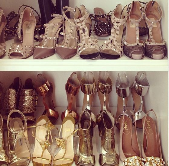 Perfect shoe collection