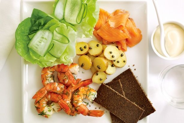 Hot and cold seafood platters for Christmas (image 5 of 10) - Taste ...