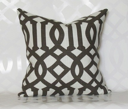 kw pillow on etsy