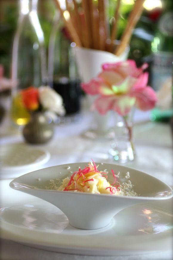 Meyer Lemon & Pink Rose Petal Risotto | Luscious Lemon Savoury | Pint ...