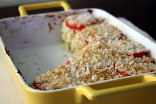 Karina's Kicked Up Baked Mac And Cheese Recipe — Dishmaps