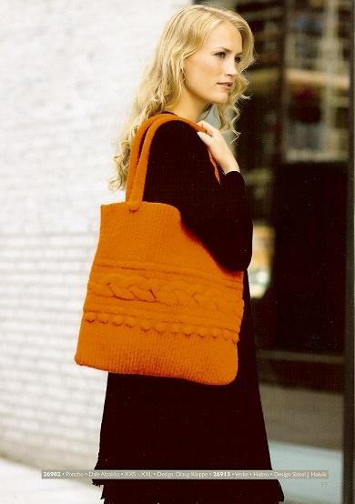Bag made for DaleGarn fall 2012   My work - My designs   Pinterest