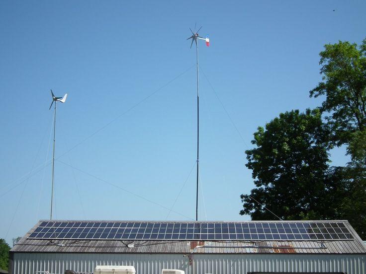 Harbor Freight Solar Pojectsml