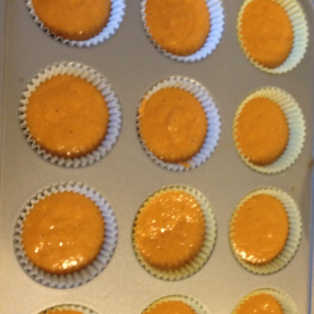 Buffalo Chicken Cupcakes For The Super Bowl Recipe — Dishmaps