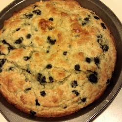 Blueberry Oatmeal Breakfast Cake | Recipe