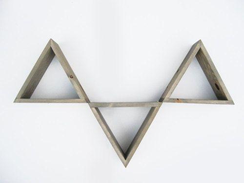 Triangle Shelf ($65.00) - Svpply