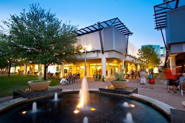 Biltmore Fashion Park Shopping Center