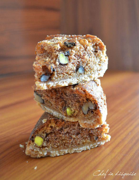 Armenian nutmeg cake | Desserts | Pinterest