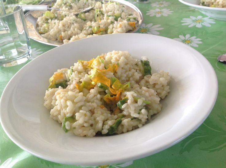David Rocco-Zucchini Risotto Bianco | Food, Glorious Food | Pinterest
