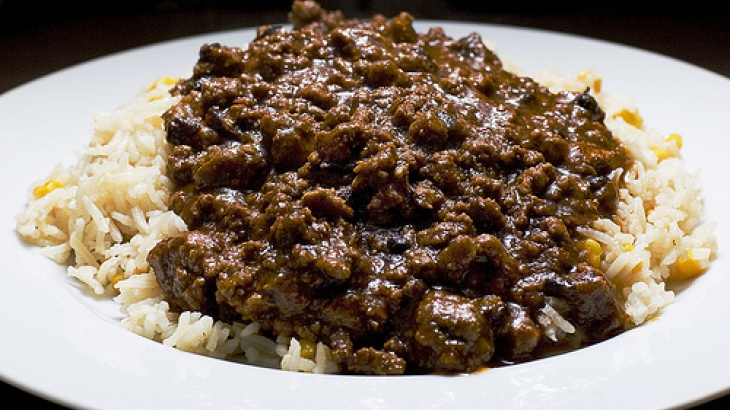 ... chili with beans black beans and rice chili recipe yummly black bean