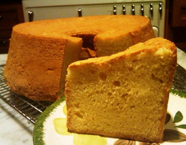 Grandmother's Pound Cake I Recipe — Dishmaps