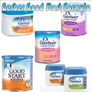 Gerber good start gentle formula coupons 2018