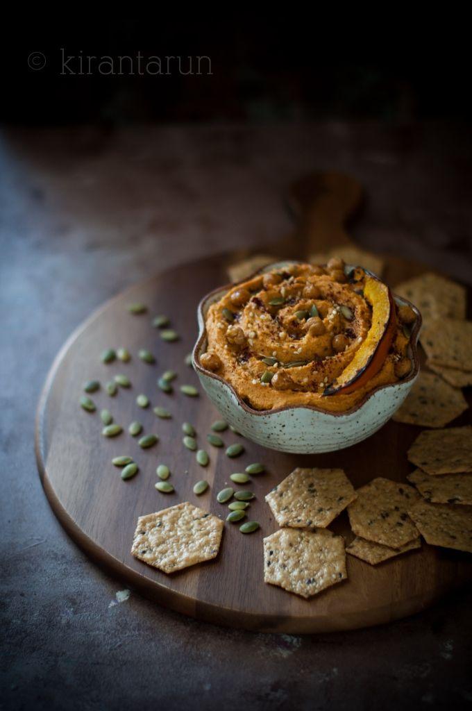Pumpkin Hummus | Food! | Pinterest