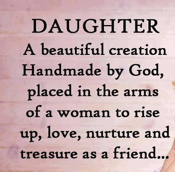 i love my daughter quotes pinterest