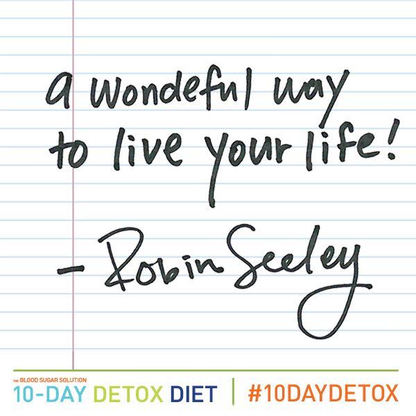 10 Day Sugar Detox Diet