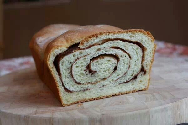 Cinnamon swirl bread | Yummy Food | Pinterest