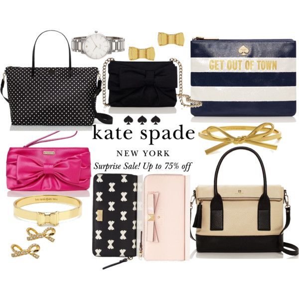 """Kate Spade Surprise Sale"" by abbywidger on Polyvore"