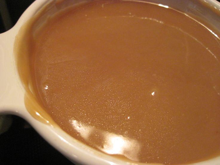 Basic Caramel Sauce or Dip | Sweets! :) | Pinterest