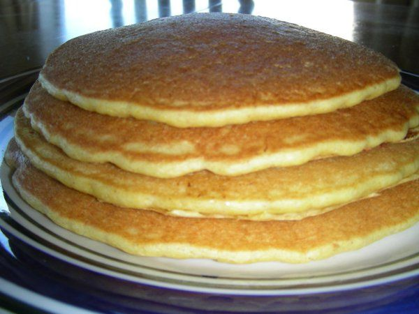 Yellow squash wheat pancakes- blender | Pancakes & Waffles | Pinterest