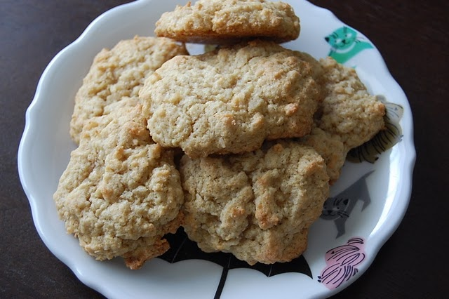 Chewy Coconut Cookies | Yum | Pinterest