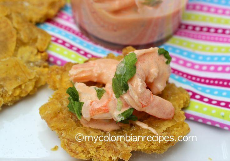 Shrimp Cocktail Colombiano_Shrimp Cocktail Recipe_Mariscos Shrimp ...