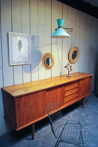Enfilade scandinave enfilade sideboard pinterest - Console vintage scandinave ...