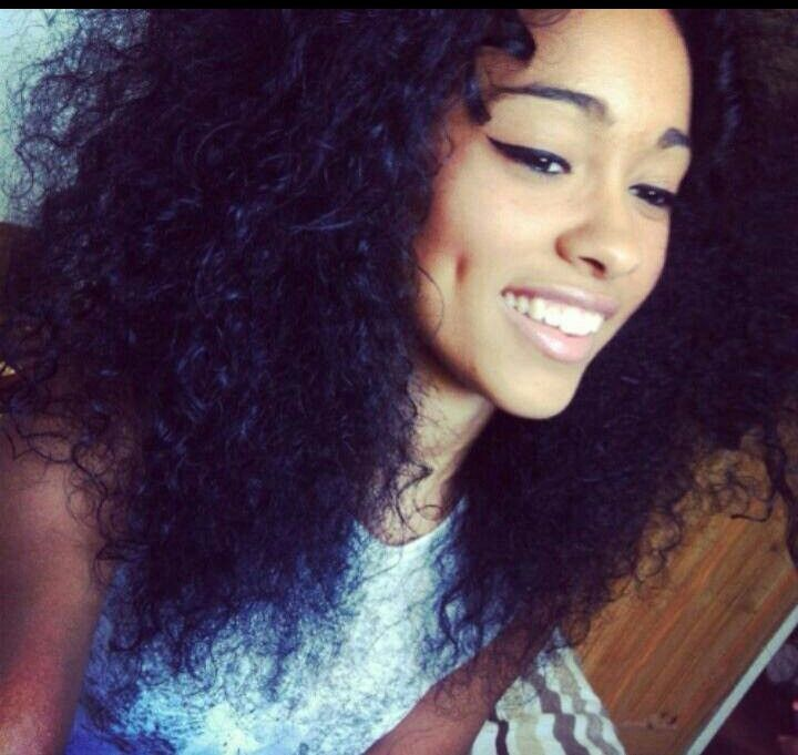Mixed Girl Tumblr Pretty Mixed Girls With Curly