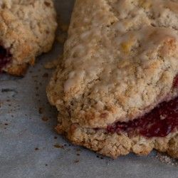 Raspberry Mega Scones | Favorite Recipes | Pinterest
