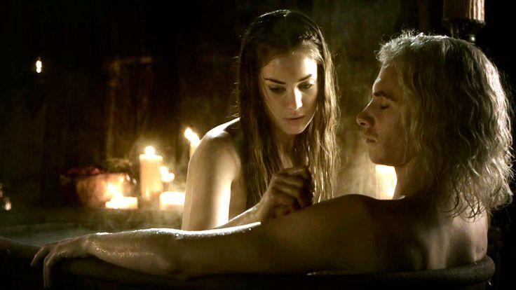the incredible tub scene viserys targaryen pinterest