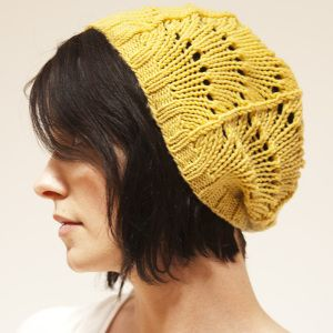 Knitting Pattern For Lace Hat : Lace hat free knitting pattern Free Knitting Patterns ...