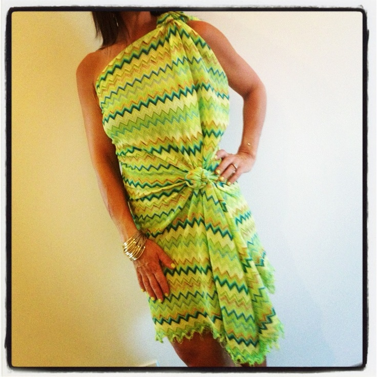 Missoni Fabric: Vintage By Misty More Than A