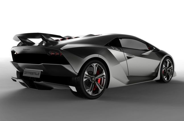 Lamborghini Sesto Elemento for you petrol heads photos