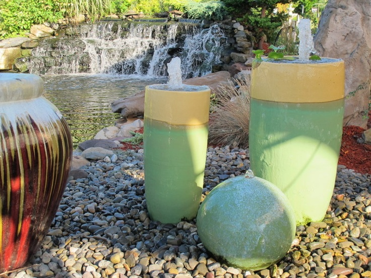 Pin By Fairfield Garden Center On Disappearing Pottery Fountains Pi