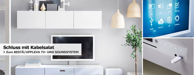 best uppleva tv und soundsystem einrichtungsideen. Black Bedroom Furniture Sets. Home Design Ideas