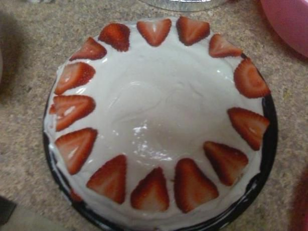 Cool Whip Cream Frosting | Recipe