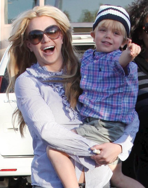 Britney Spears & Jayden James