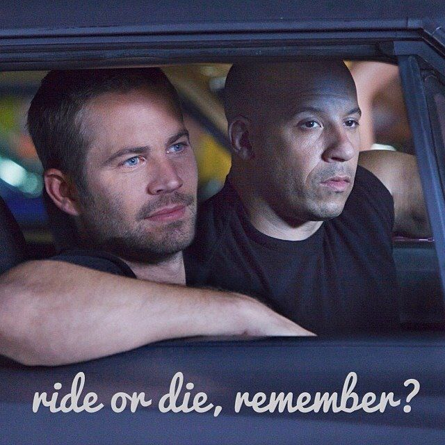 Vin Diesel Ride Or Die Quotes. QuotesGram
