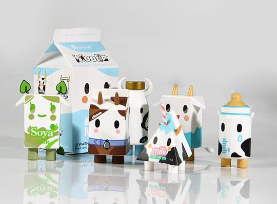 The Moofia - great packaging, great name