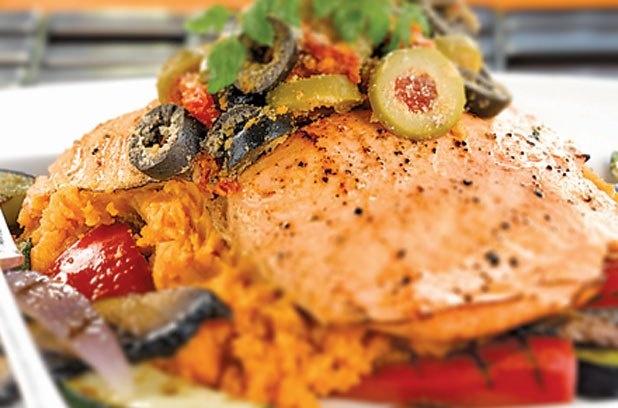 Tomato-Olive Stuffing Recipes — Dishmaps