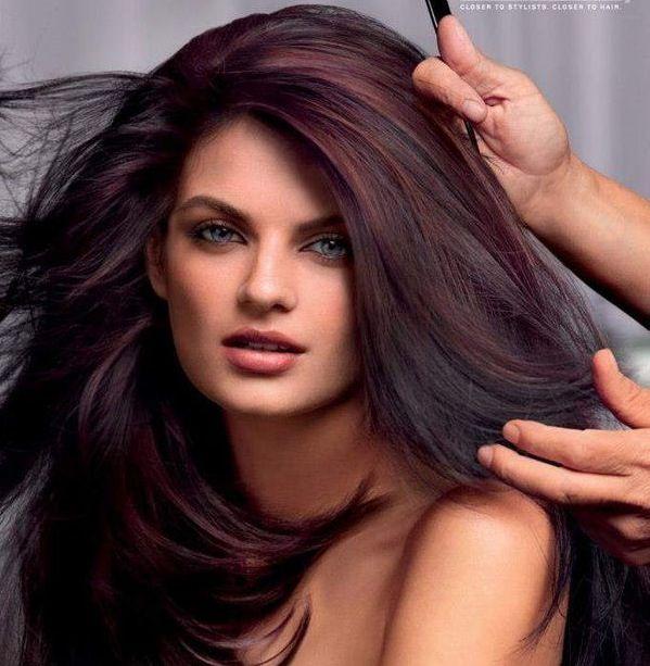 Cherry Cola 2013 Hairstyles | Dark Brown Hairs