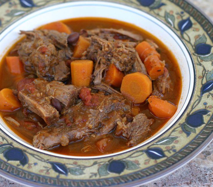 Carne Guisada A Mexican Pot Roast | Tex Mex food | Pinterest