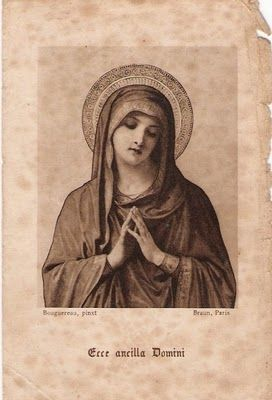 IMÁGENES RELIGIOSAS: ESTAMPAS ANTIGUAS