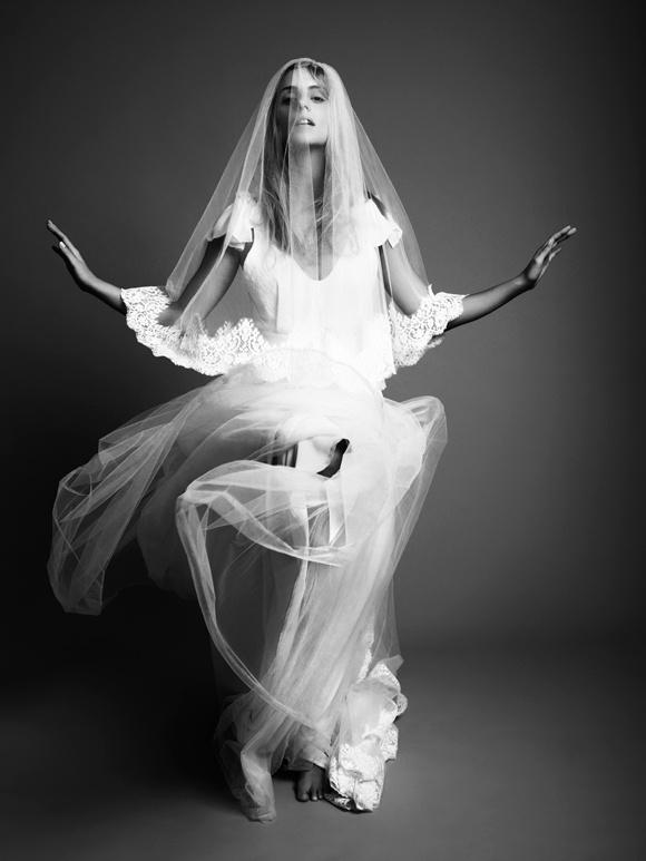 Robe de mariée Rime Arodaky  Dentelle  Pinterest