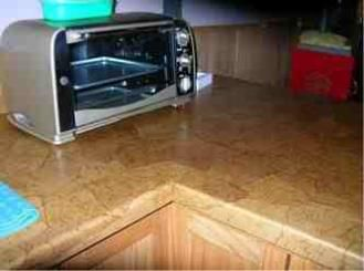 brown paper bag countertops this is a really neat idea i