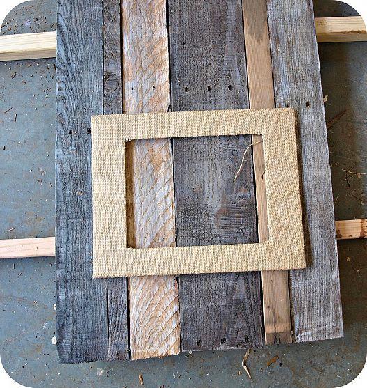 Рамки из дерева своими руками в домашних условиях