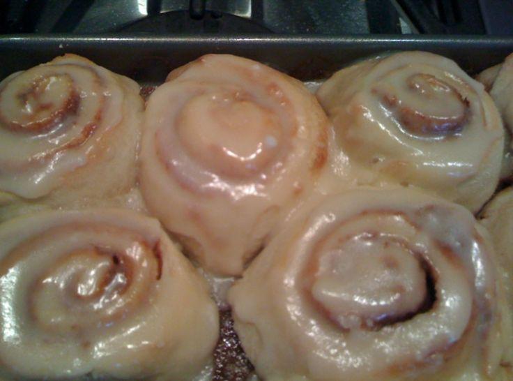 Pioneer Woman's Cinnamon Rolls | desserts | Pinterest