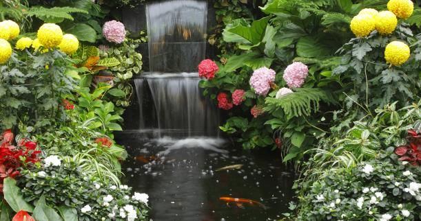 Simple Garden Fountains Ideas Fountains Pumps And Wells