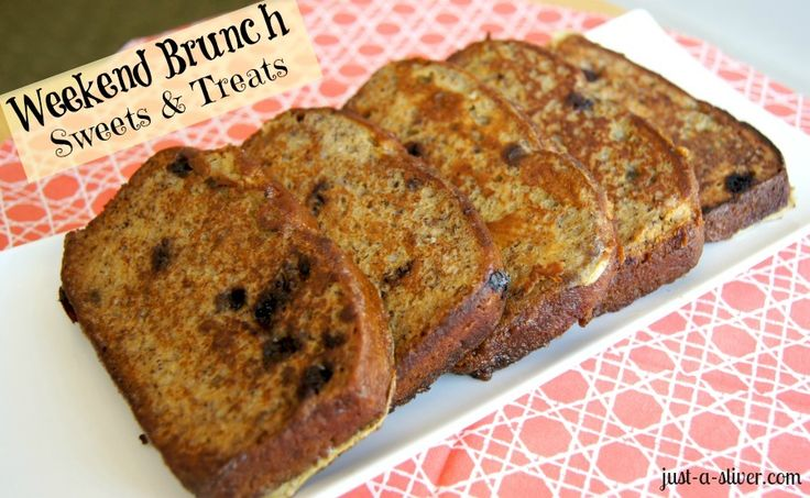 Banana Bread French Toast | Yummy things to try | Pinterest